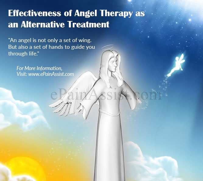 Effectiveness of Angel Therapy as an Alternative Treatment