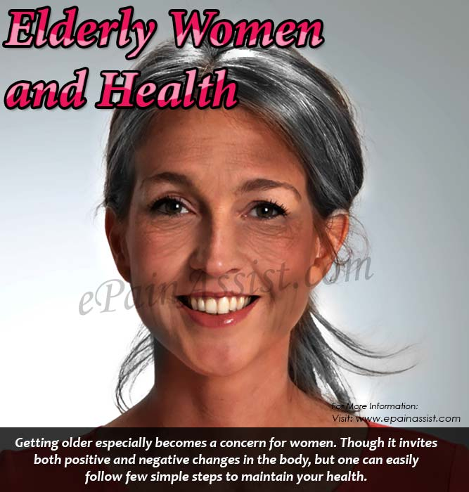 Elderly Women and Health