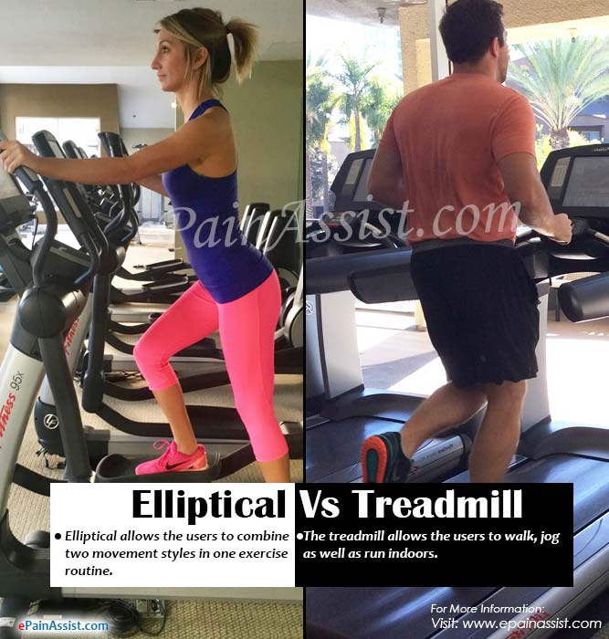 Elliptical Vs Treadmill: Differences Worth Knowing