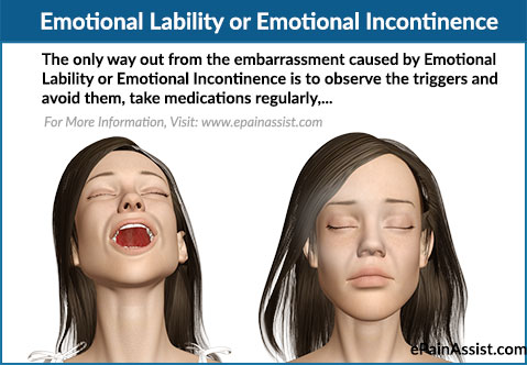 What Tests are Conducted to Diagnose and Treat Emotional Lability or Emotional Incontinence?