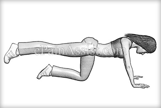 Exercise to Realign Your Pelvis #4