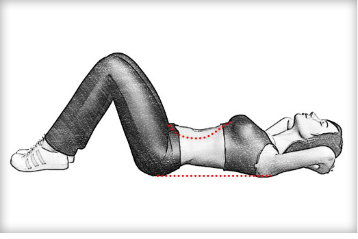 Exercise to Realign Your Pelvis # 5