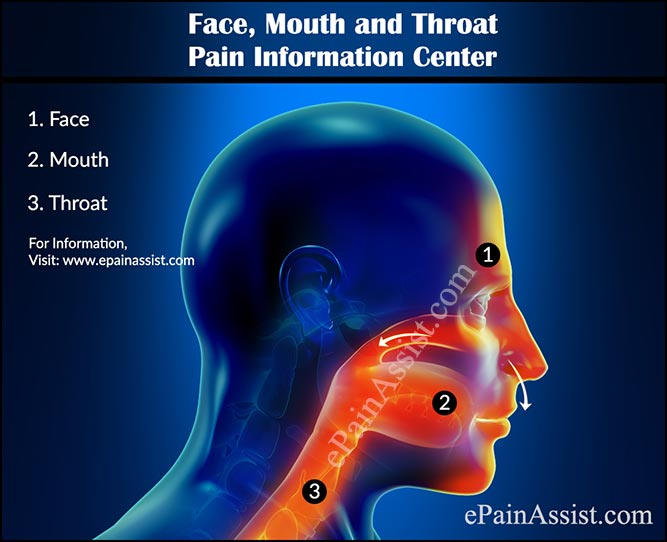 Face, Mouth and Throat Pain Information Center