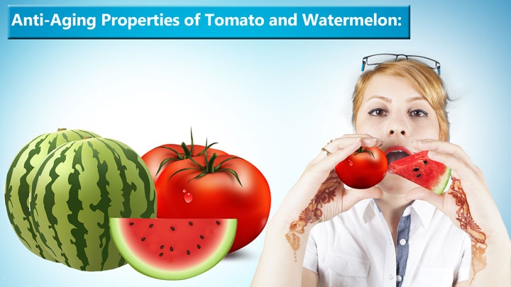 anti-aging-properties-of-tomato-and-watermelon