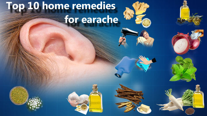 Top 10 Home Remedies For Earache