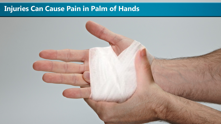 causes-of-pain-in-palm-of-hands