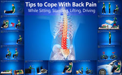Ways To Cope With Lower Backache While Sitting, Standing, Driving, Sleeping