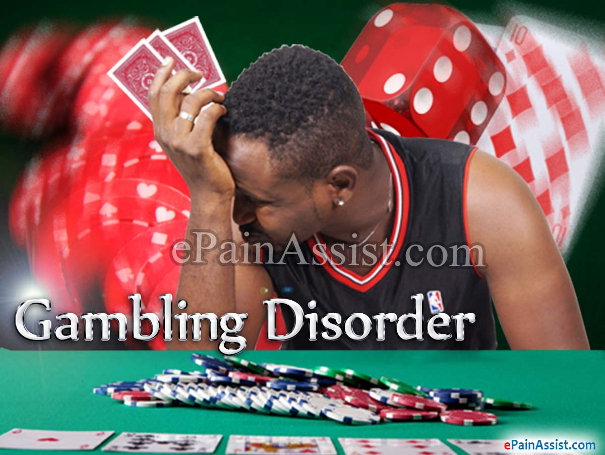 the uncontrollable disease of gambling Pathological gambling is an impulse control disorder  she developed an  uncontrollable urge to gamble when visiting the nearby casino.