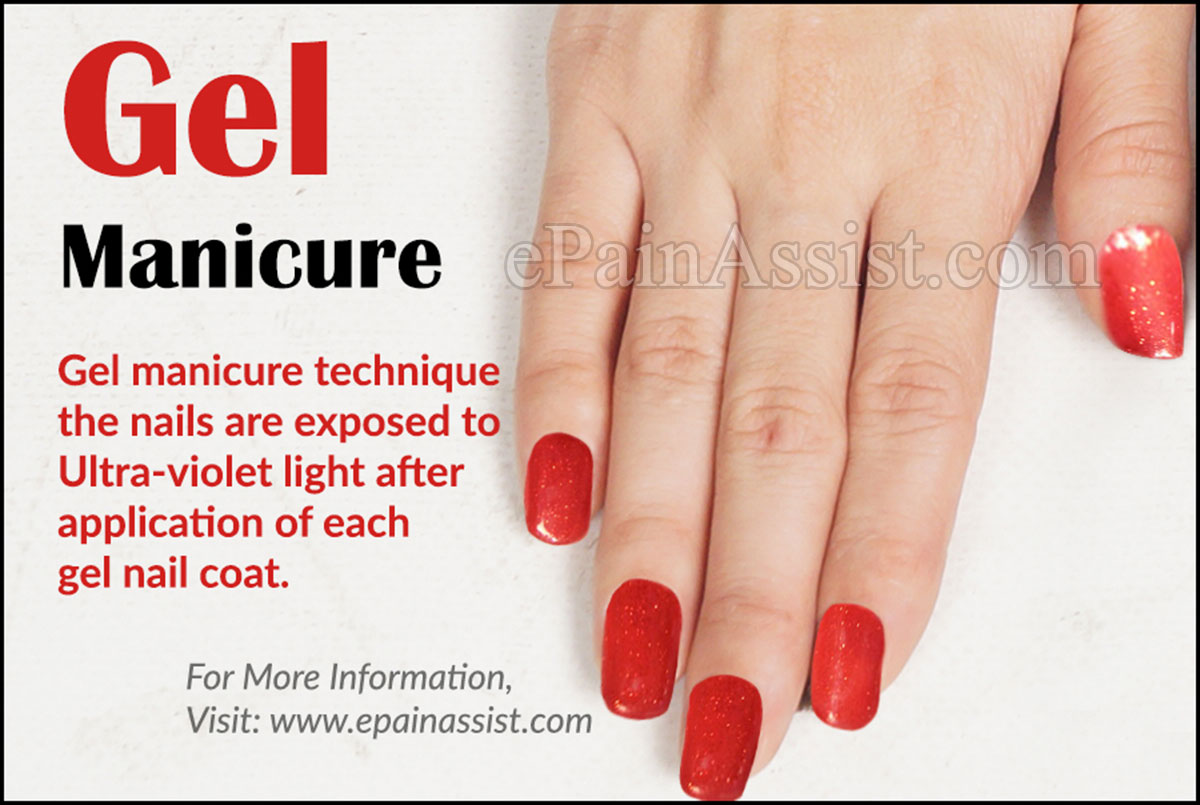 What is a Gel Manicure and How to Remove it without Harming the Nails?