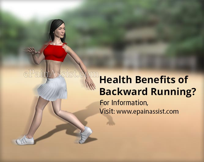 What are the Health Benefits of Backward Running?