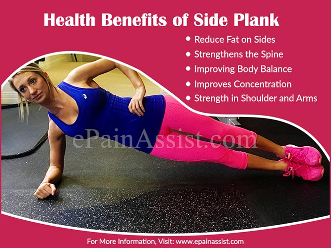 Health Benefits of Side Plank