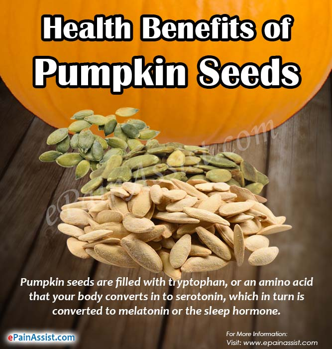 Sexual health benefits of pumpkin seeds