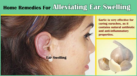 Home Remedies For Alleviating Ear Swelling and Pain!