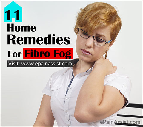 Home Remedies for Fibro Fog