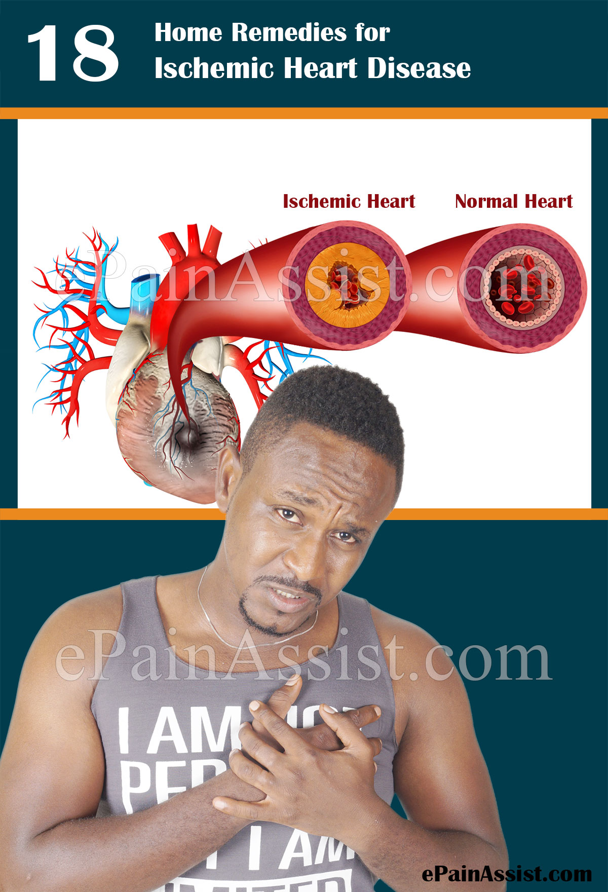 Home Remedies for Ischemic Heart Disease