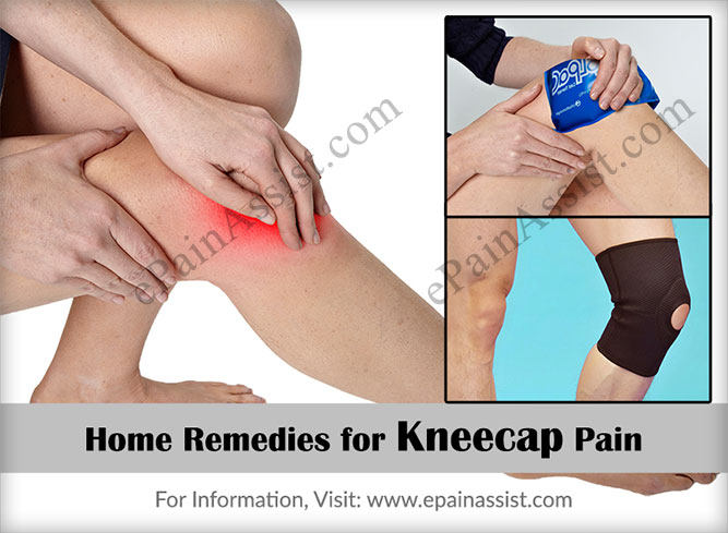 Home Remedies for Kneecap Pain