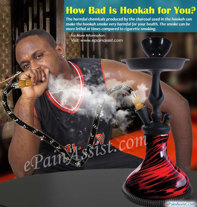 How Bad is Hookah for You?