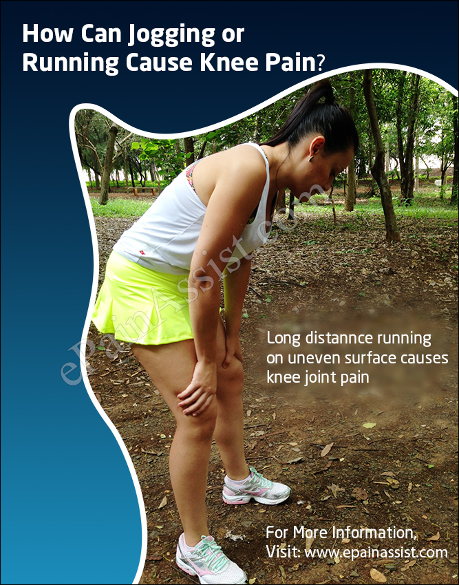 How Can Jogging or Running Cause Knee Pain?