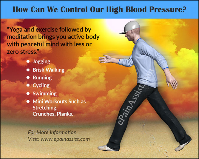 How Can We Control Our High Blood Pressure?