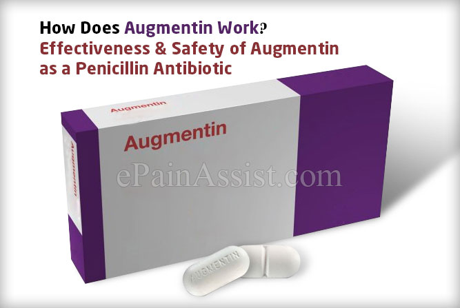 How Does Augmentin Work?