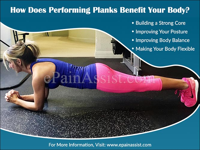 How Does Performing Planks Benefit Your Body?