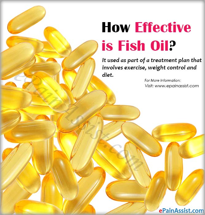 How Effective is Fish Oil?