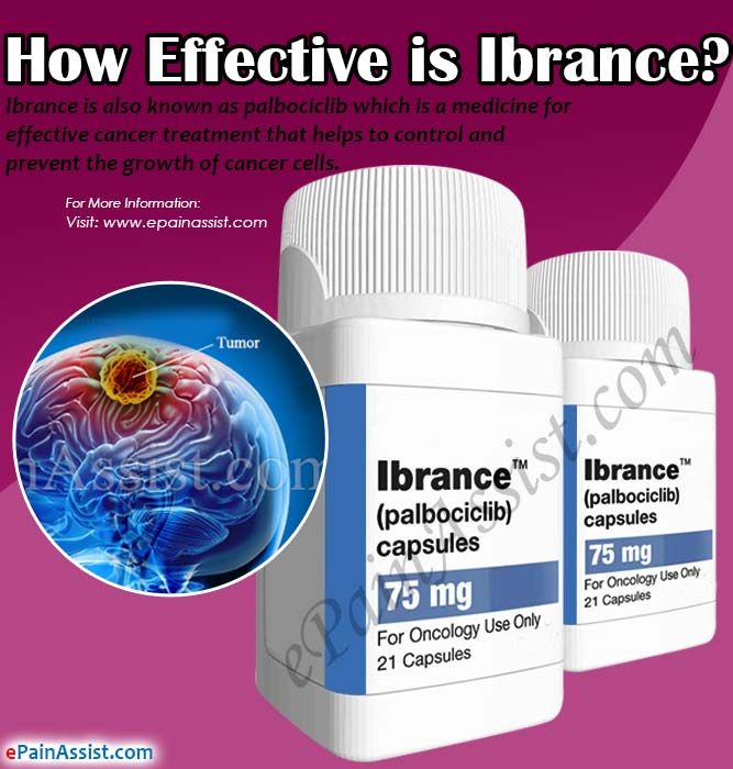 How Effective is Ibrance?
