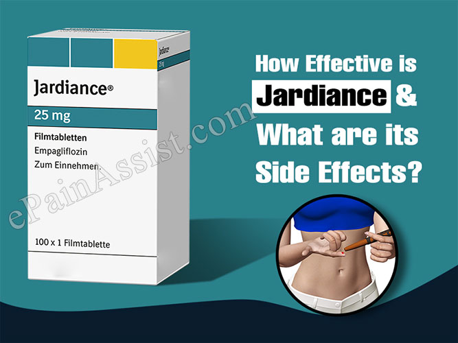 How Effective Is Jardiance Amp What Are Its Side Effects