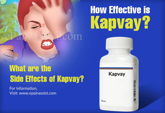 How Effective is Kapvay?