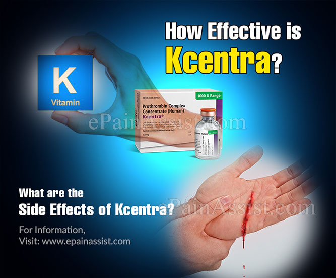 How Effective is Kcentra?