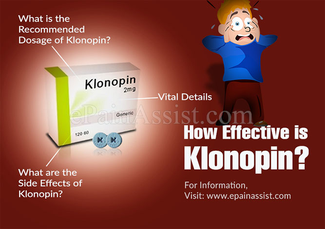 Sexual problems with klonopin