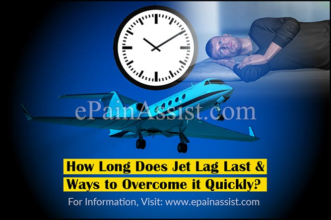 How Long Does Jet Lag Last?
