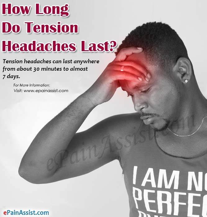 how long do tension headaches last & how to get rid of it?, Skeleton
