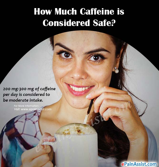 How Much Caffeine is Considered Safe?