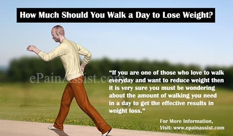 How Much Should You Walk a Day to Lose Weight?