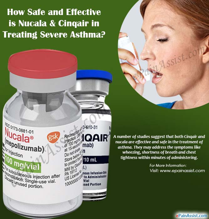 How Safe and Effective is Nucala in Treating Severe Asthma?