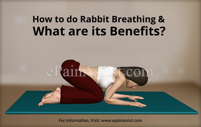 How to do Rabbit Breathing & What are its Benefits?