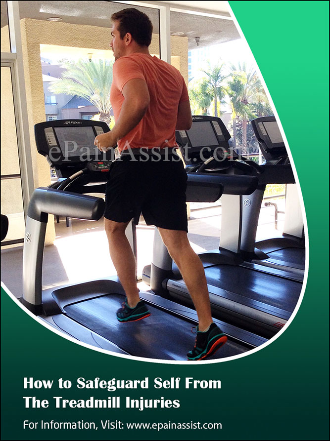 How to Safeguard Self From The Treadmill Injuries?