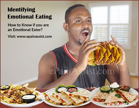 Identifying Emotional Eating - How to Know if you are an Emotional Eater?