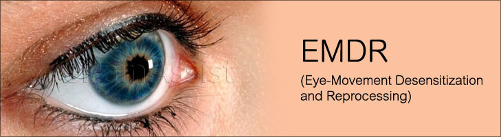 EMDR (Eye Movement Desensitization and Reprocessing)