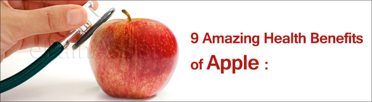 Amazing Health Benefits of Apple