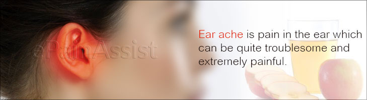 Ear Ache? Know Its Causes and Natural Treatment Found in Your Kitchen!