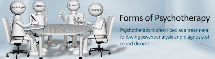 Forms of Psychotherapy Treatment