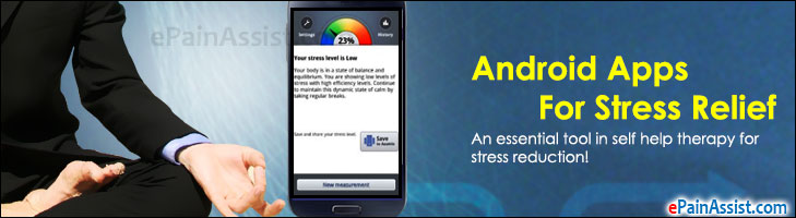 Android Apps For Stress Relief