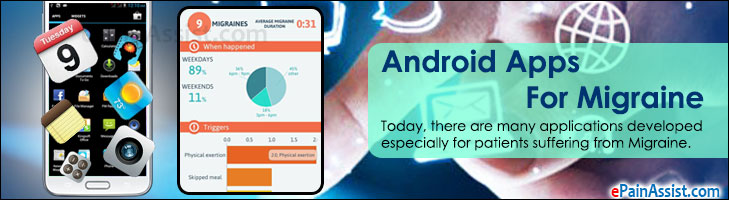 Android Apps For Migraine