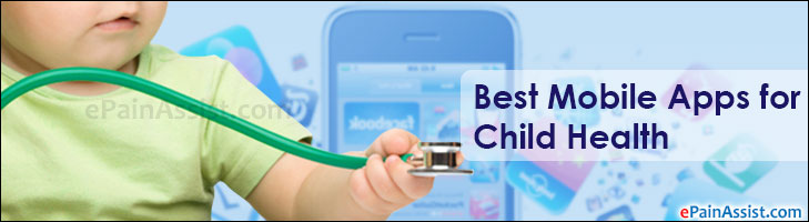 Best Mobile Apps for Child Health