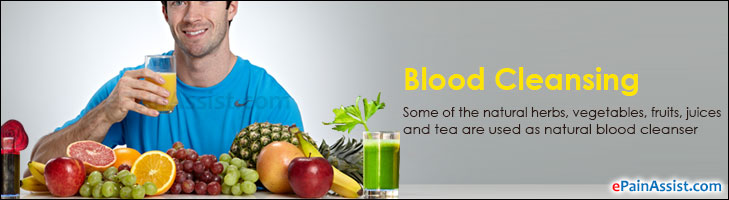 Blood Cleansing|Benefits|Natural Ways To Purify Blood