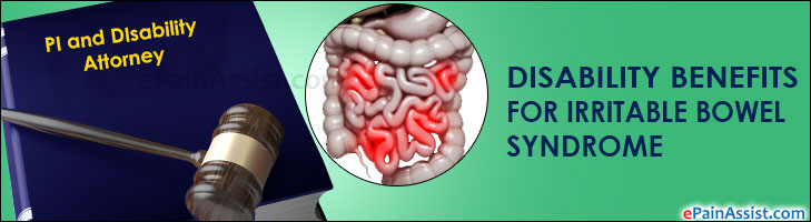 Disability Benefits For Irritable Bowel Syndrome