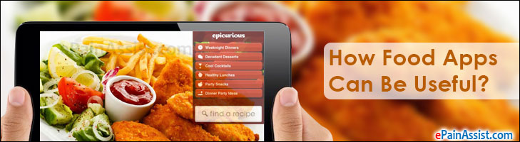 How Food Apps Can Be Useful?