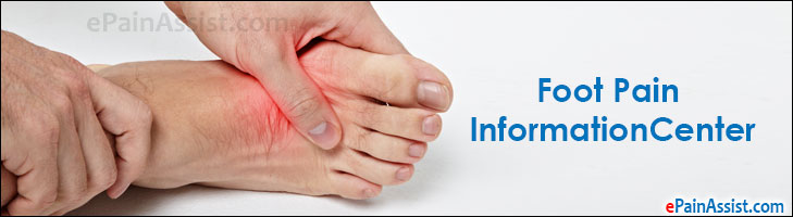 Foot Pain Information Center